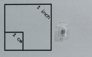 surface mount badge electronics kit