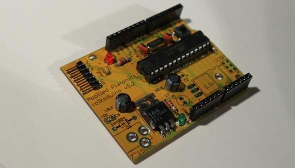 Clone arduino capteur photoélectrique